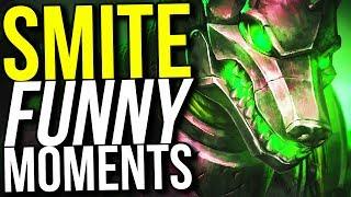 MYTHYMOO VS SOLODOUBLEJ! (Smite Funny Moments)