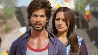Shahid Kapoor the action hero - R...Rajkumar (Dialogue Promo 6)