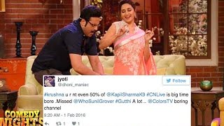 Comedy Nights Live Review: Fans REACT After Watching Krushna Abhishek Replacing Kapil Sharma!