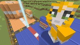 Minecraft Xbox - Don't Jump Challenge - Part 1