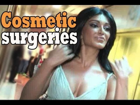 Koena Mitra talks about cosmetic surgeries
