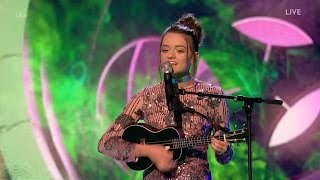 The X Factor UK 2016 Live Shows Week 8 Emily Middlemas Full Clip S13E27