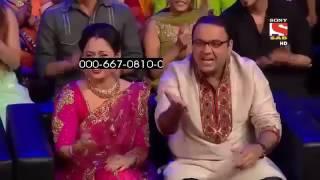 Anushka sen dance  with Sab tv