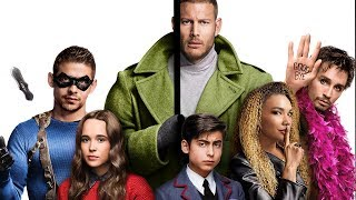 The Umbrella Academy | official trailer #2 (2019)