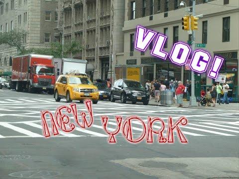 VLOG: New York, Alışveriş || 1. Bölüm