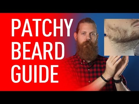 How to Deal With a Patchy Beard | Eric Bandholz