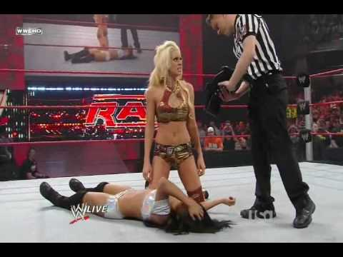 HQ Maryse Vs. Gail Kim Final Championship Divas