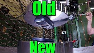 New Nokia 3310 Vs. Old Nokia 3310 | HYDRAULIC PRESS TEST!