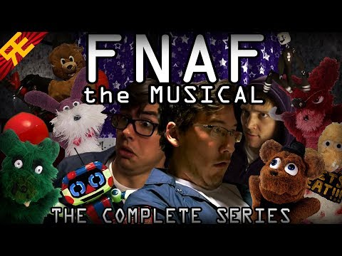 Xxx Mp4 FNAF The Musical The Complete Series Live Action Feat Markiplier Nathan Sharp Amp MatPat 3gp Sex
