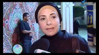 عزاء والدة الفنان محمد هنيدى
