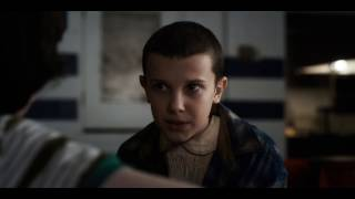 Stranger Things [Mike & Once] Beso- Español ❤