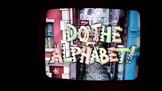 Sesame Street Do The Alphabet