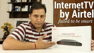 Airtel Internet TV | Make your Normal TV Smart | Airtel Android TV