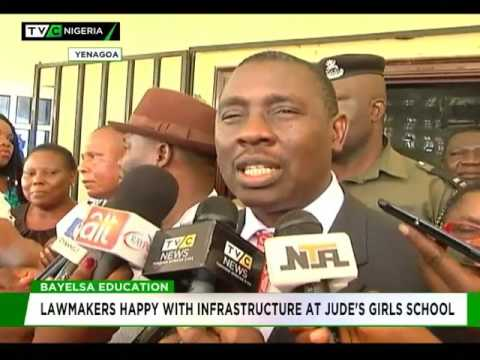 Xxx Mp4 Bayelsa Education Lawmakers Happy With Infrastructure At Jude S Girls School 3gp Sex