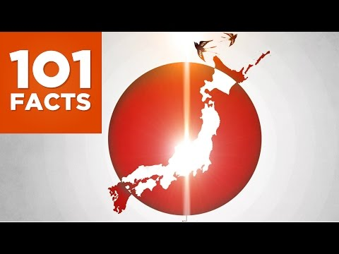 101 Facts about Japan