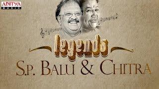 Legends - S.P. Balu & Chitra | Telugu Golden Songs Jukebox Vol. 1