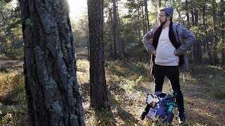 Can a Mojang Employee Survive the Night in a REAL Forest?