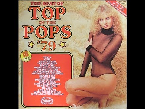 TOP OF THE POPS  ( THE STORY OF 1979 )  Pop Music's Biggesttttt Everrrrr Selling Year In The UK