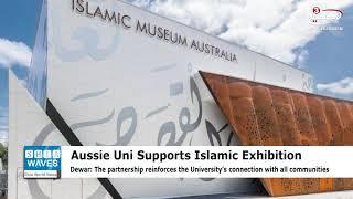 Aussie University supports Islamic Museum Art Prize
