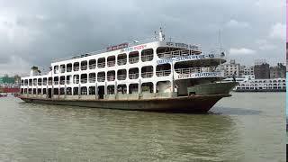 Tourism in Bangladesh   Dhaka Sadarghat Launch Terminal    Bangladesh Full HD
