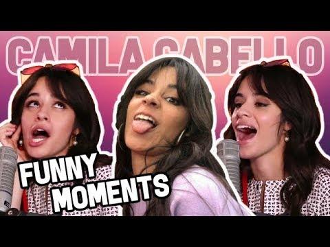 Camila Cabello FUNNY MOMENTS