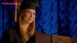 """Castle 4x23""""Always"""" Alexis speech- Season 4 finale"""