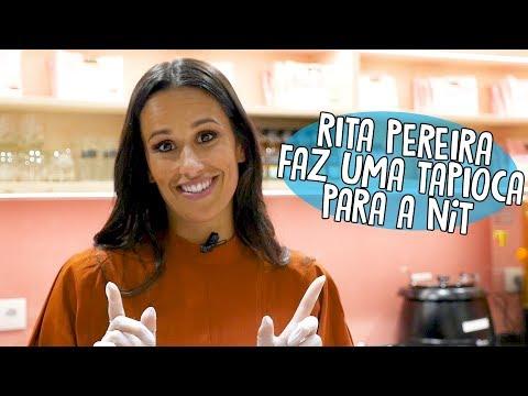 Xxx Mp4 Rita Pereira Faz Uma Tapioca Para A NiT 3gp Sex