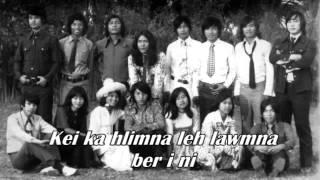ZODI Lalhlunmawii - Damlai Pialral (With Lyrics)