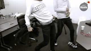 [BANGTAN BOMB] RINGA LINGA (by TAEYANG of BIGBANG) DANCE PARTY