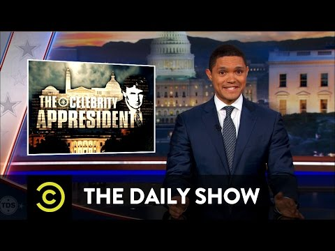 The Inauguration of Donald Trump The Daily Show