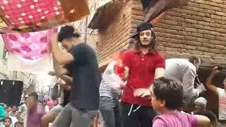 اجمد رقص دق ابراهيم السنجارى الله يرحمة
