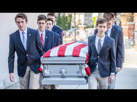 Xxx Mp4 High School Students Plan Funeral For Homeless Army Vet Who Had No Family 3gp Sex