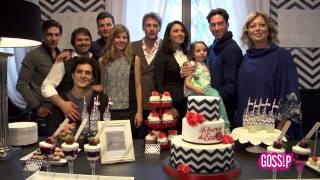 Roberto Farnesi Le Tre Rose di Eva, Intervista Gossip e Tv