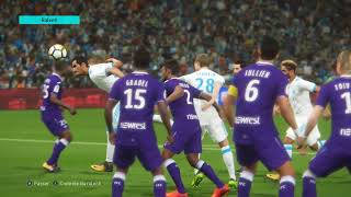 [HD] Olympique de Marseille vs Toulouse FC | Ligue 1 | Journée 07 | 24 Septembre 2017 | PES 2018
