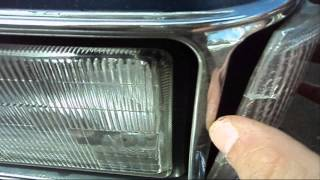 Replacing Side Marker & Parking Lamp - Chevy Caprice