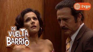 ¡Malena y Pichón no pueden más y deciden divorciarse! - De Vuelta al Barrio 07/12/2018