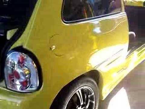 corsa tuning turbo amarelo muito louco na 101eventos