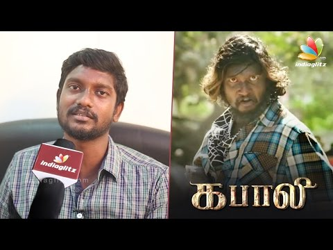 Did I kill Kabali in climax or not - Madras Johnny Interview   Mime Artist Speech