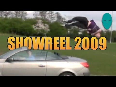 Damien Walters Showreel 2009