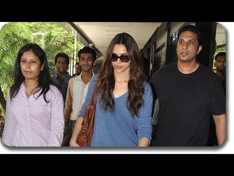Deepika Leaves For Canada To Shoot 'XXX Movie'