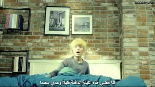 [arabic sub]Kim Woo Joo-farewell rain [mv]