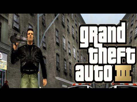 GTA 3 all cutscenes HD GAME