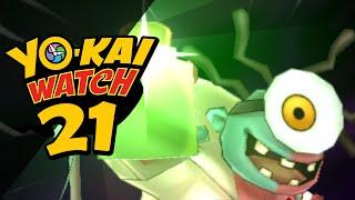 Yo-Kai Watch - Episode 21 | Dr. Maddiman Boss!