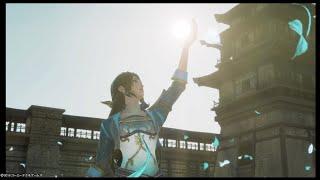 辛憲英(Xin Xianying) 真・三國無双8 コンボ Dynasty Warriors 9 Combo