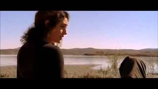 صحنه رمانتیک سانسور شده گلشیفته و دیکاپریو