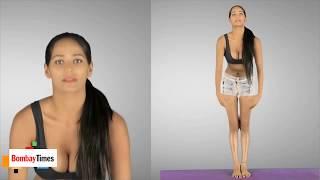 Poonam Pandey's Yoga Video Goes Viral!!