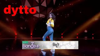 DYTTO in India, Amazing Robot Dance on Hindi Song Tip Tip Barsa Pani
