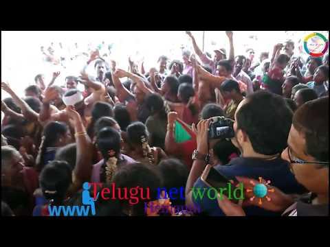 Andhra girls dance yellamma thalli Temple Peteru GUNTUR REPALLE Gunna gunna mammadi