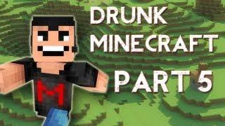 Drunk Minecraft #5 | BUNNY OF DOOM