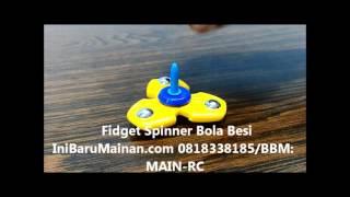 Jual Mainan Anak Spinner Bola Besi